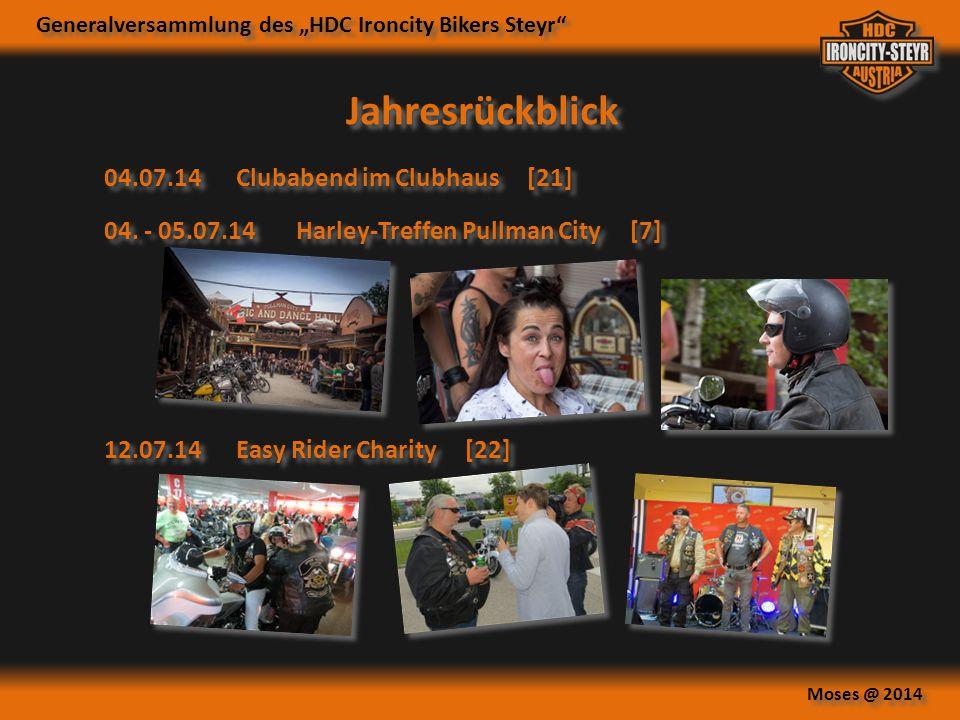 Jahresrückblick 04.07.14 Clubabend im Clubhaus [21]